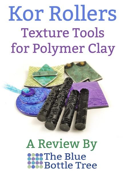 Kor Tools at Poly Clay Play